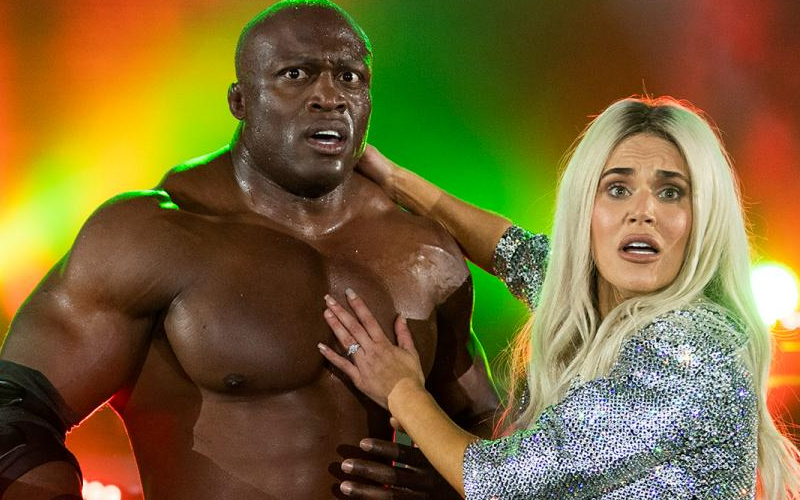 Why Lana Didn T Appear With Bobby Lashley On Wwe Raw This Week Wwe Raw This Week Wwe Bobby