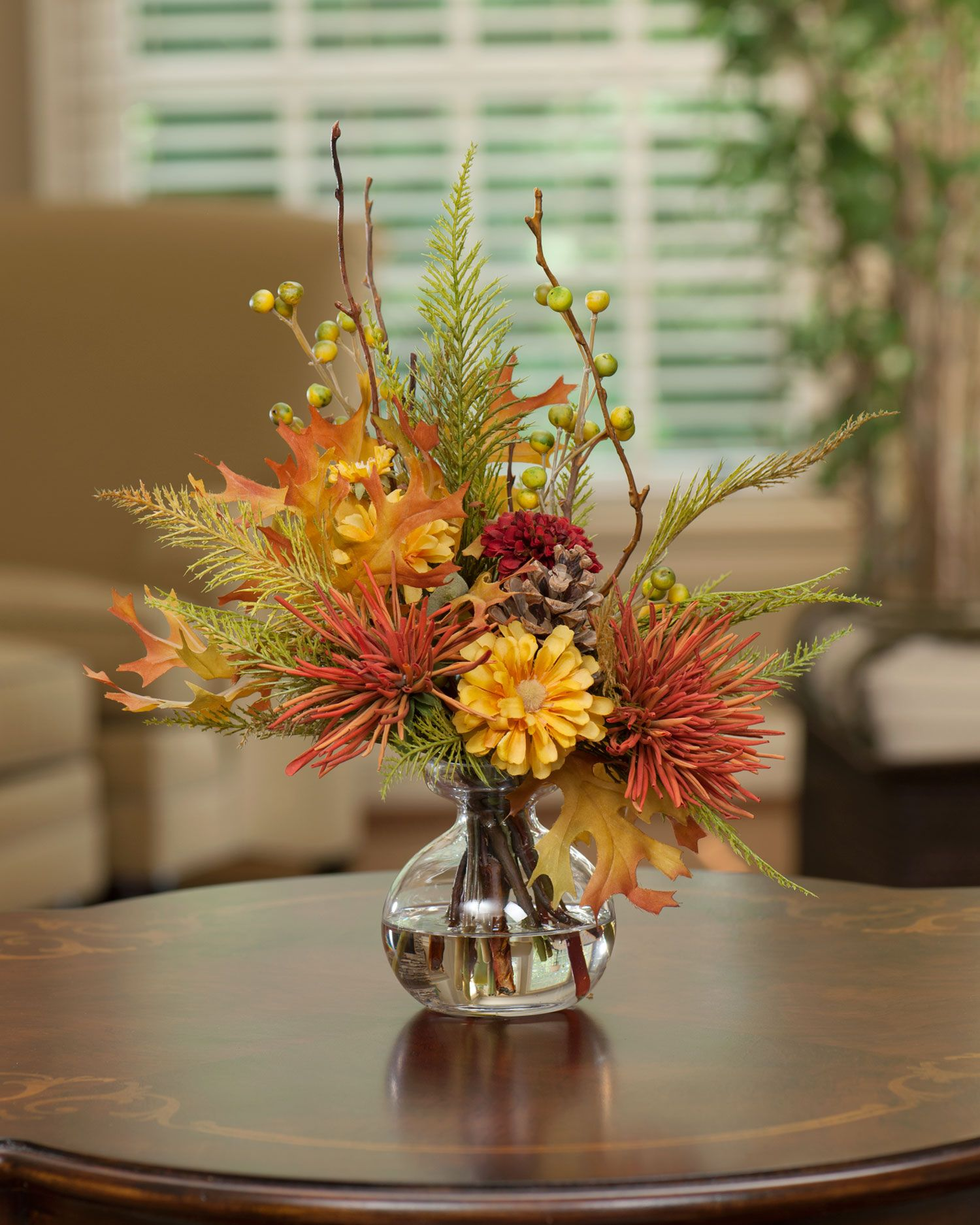 30++ Fake fall flower arrangements trends
