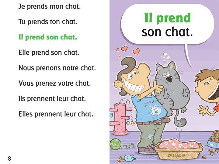 Pin By Matrena1251 On C2 3 Prim Franc6 Conjugaison Teaching French Scholastic Teaching