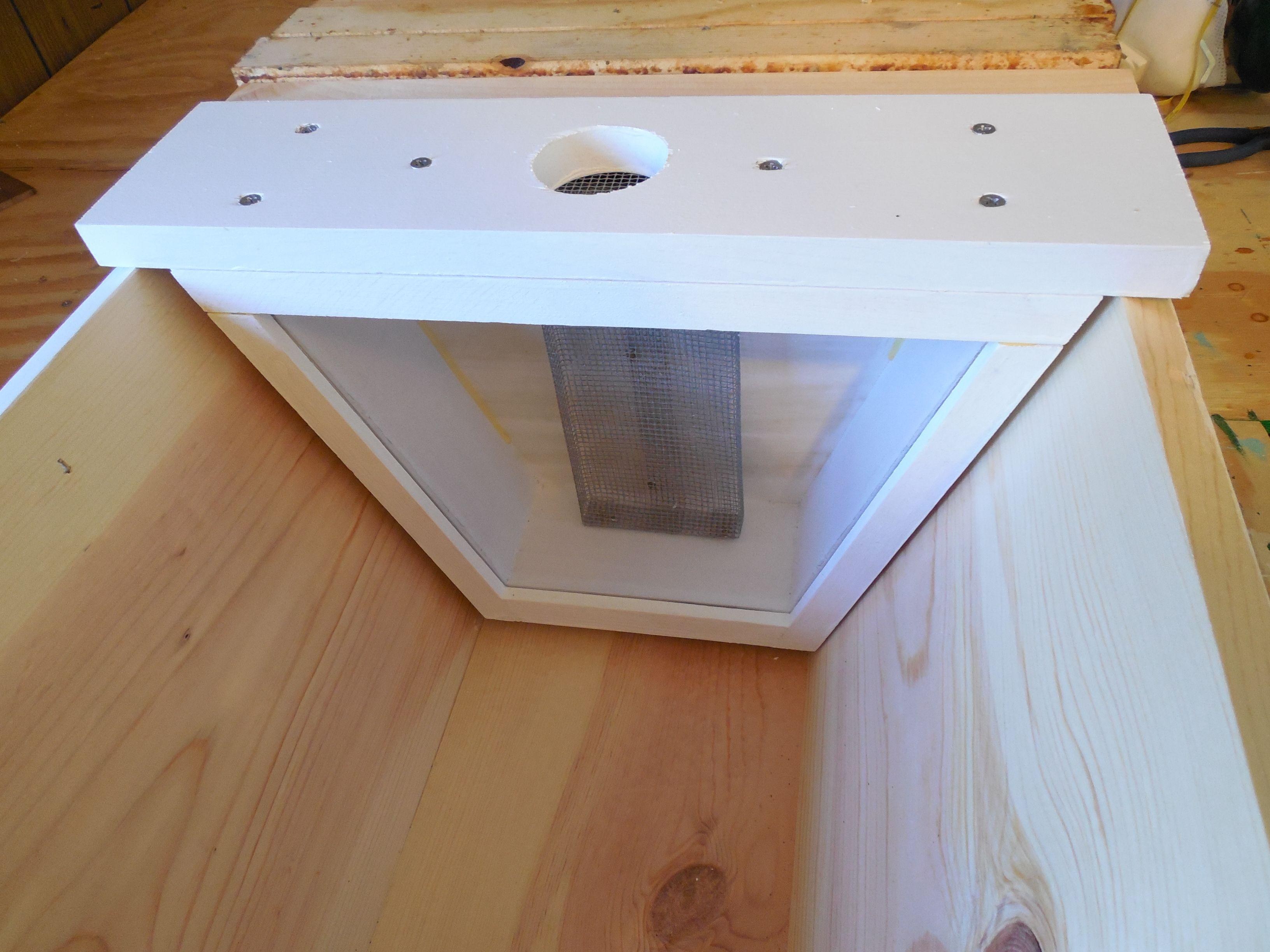 Top Bar Hive Feeder $64 | Top bar hive