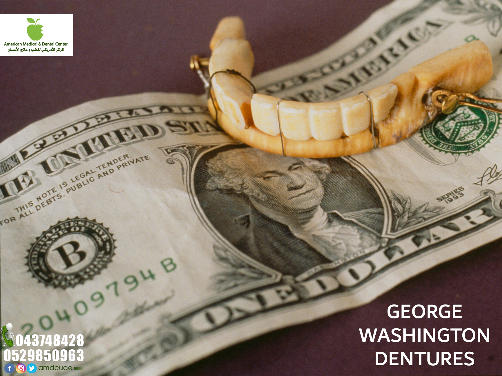 Contrary To Popular Myth The First President George Washington