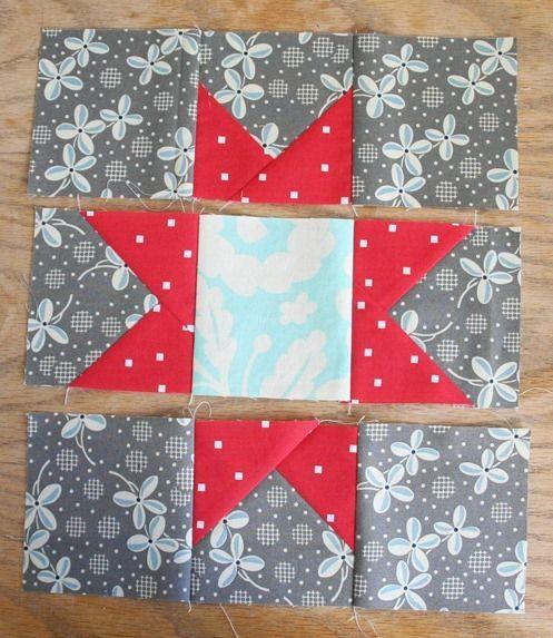Best July Star Blocks Tutorial Star Quilt Patterns Quilt 400 x 300