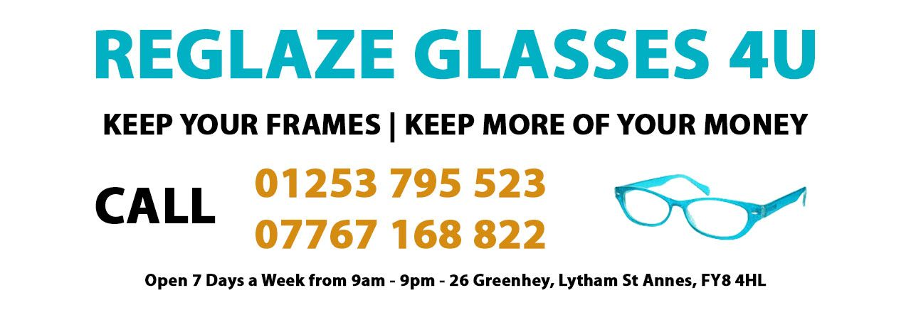 Reglazing lenses for prescription glasses, no need to replace your ...