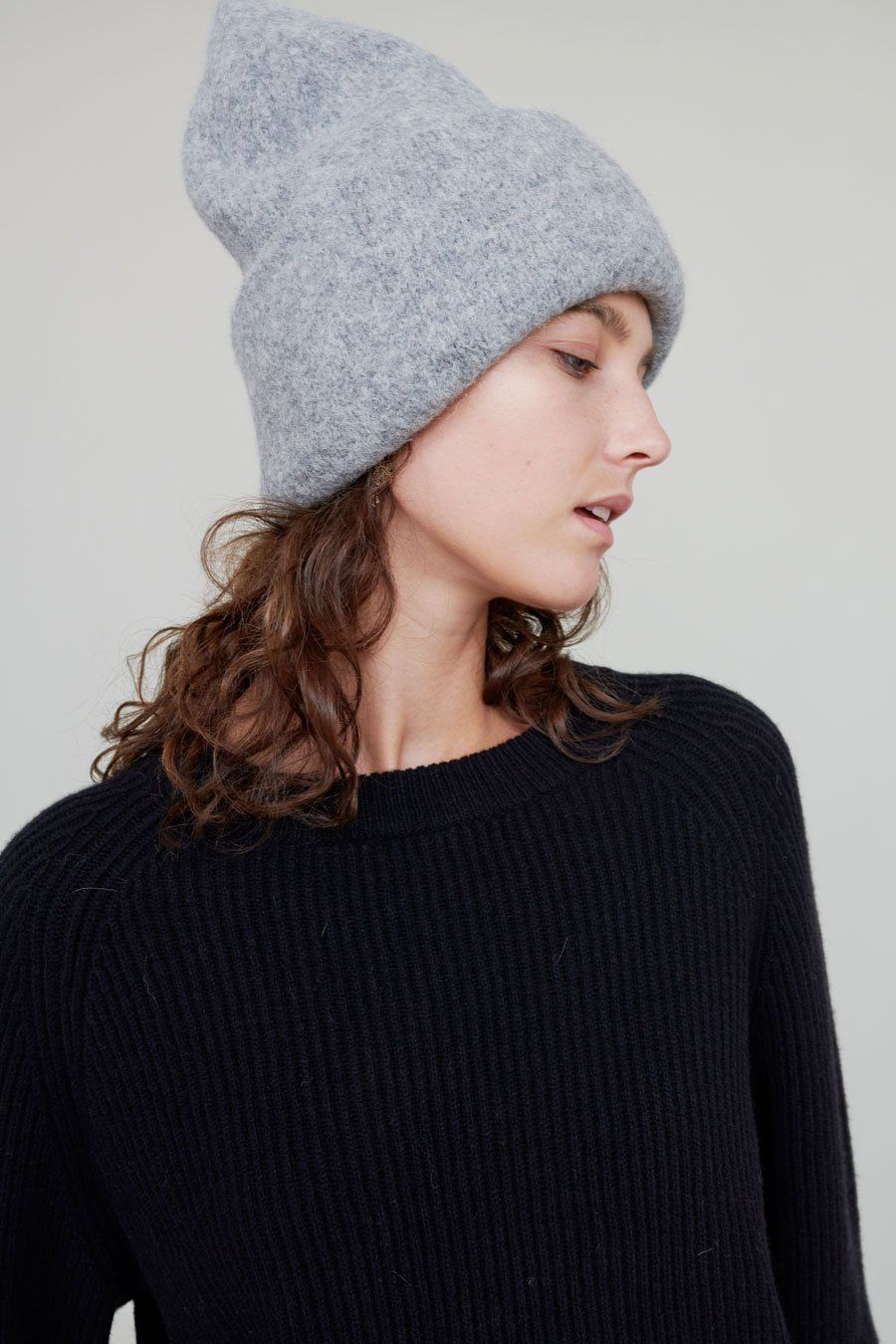 8971f848ef5 Lauren Manoogian Carpenter Hat in Felt