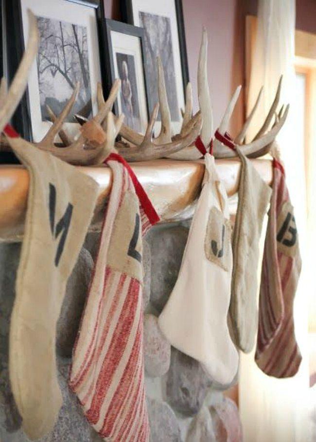 12 Best Diy Stocking Hangers For Your Socks Christmas Stockings Diy Christmas Stocking Hangers Cabin Christmas