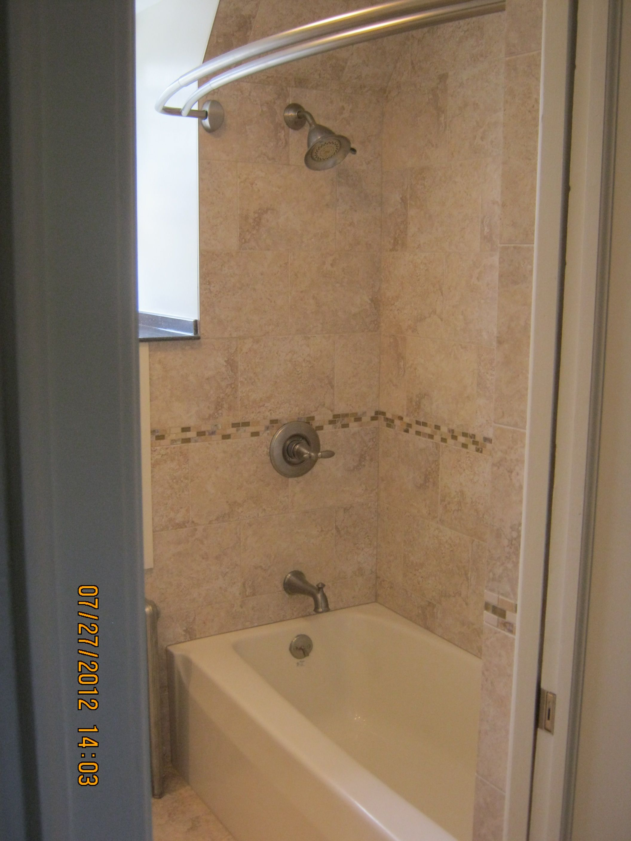 Shower bath | Bathroom remodeling contractors, Bathrooms ...