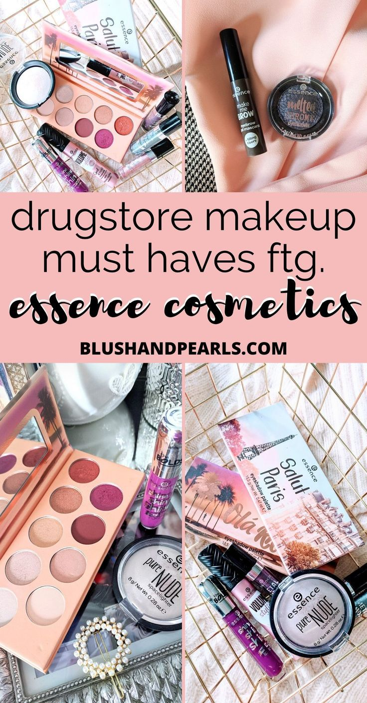 Drugstore Must Have Makeup ft. Essence Cosmetics Blush