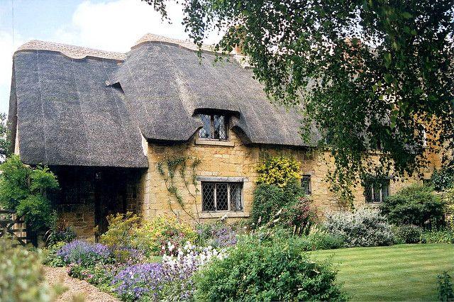 English Cottage by sofaltaesse, via Flickr