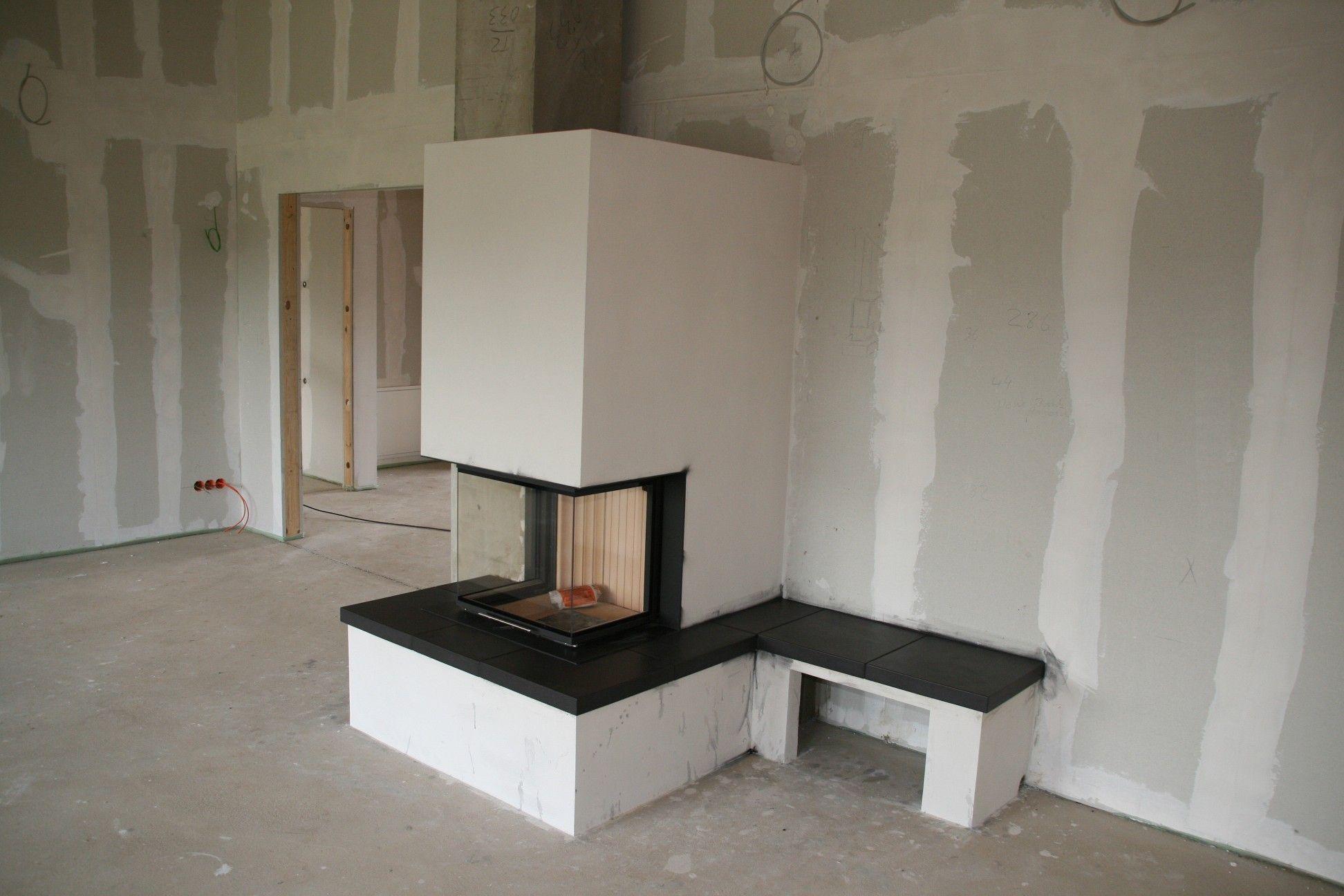 kamin inkl sitzbank bauvorhaben hering schellbach pinterest sitzbank kaminofen und ofen. Black Bedroom Furniture Sets. Home Design Ideas