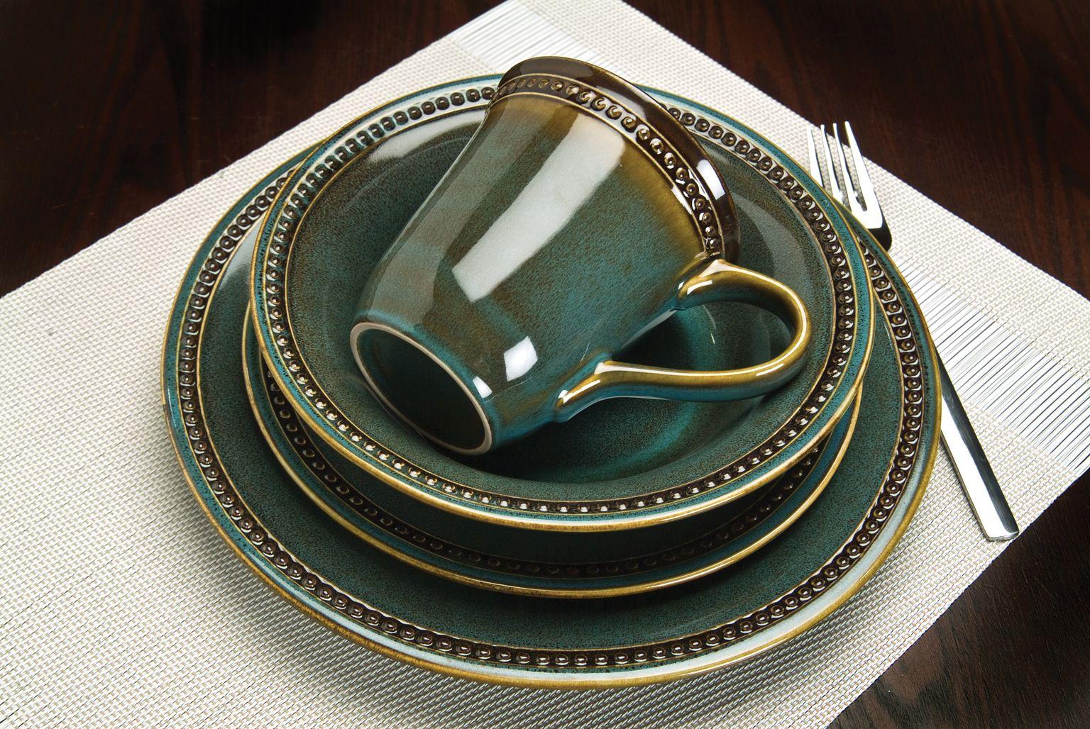 Laurence Dinnerware | Bombay Canada & Laurence Dinnerware | Bombay Canada | Dining Rooms by Bombay Canada ...