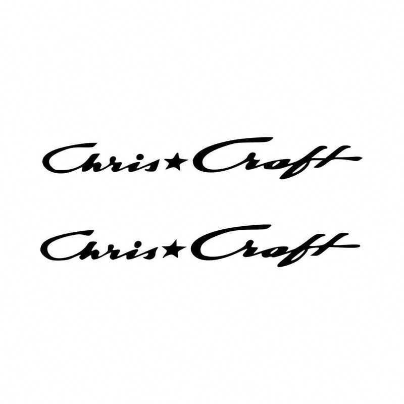 Chris Craft Style Boat Kit Vinyl Decal Sticker Ballzbeatz Com Boatkits Boat Kits Vinyl Decal Stickers Chris Craft