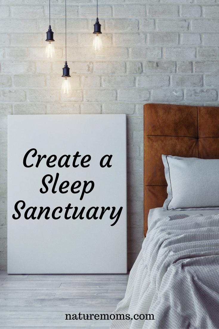 Creating a Sleep Sanctuary for a Better Nights Sleep