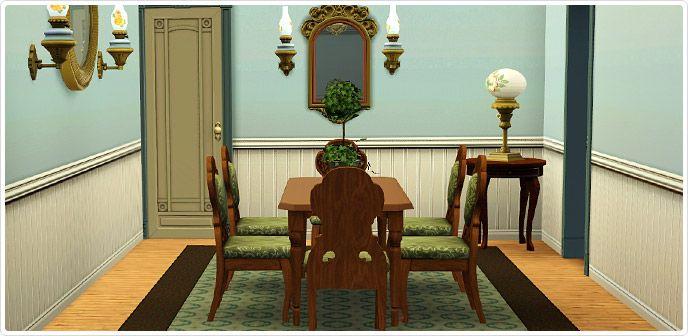 Regal Living Dining Room Set