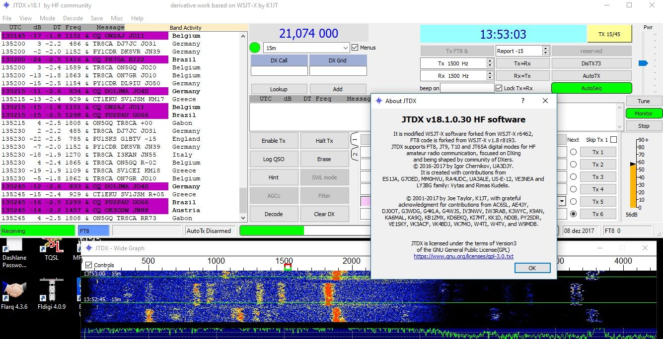 wsjt x download princeton 2.0
