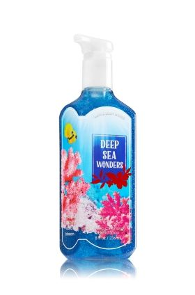 Deep Sea Wonders Deep Cleansing Soap Bath Body Works Like