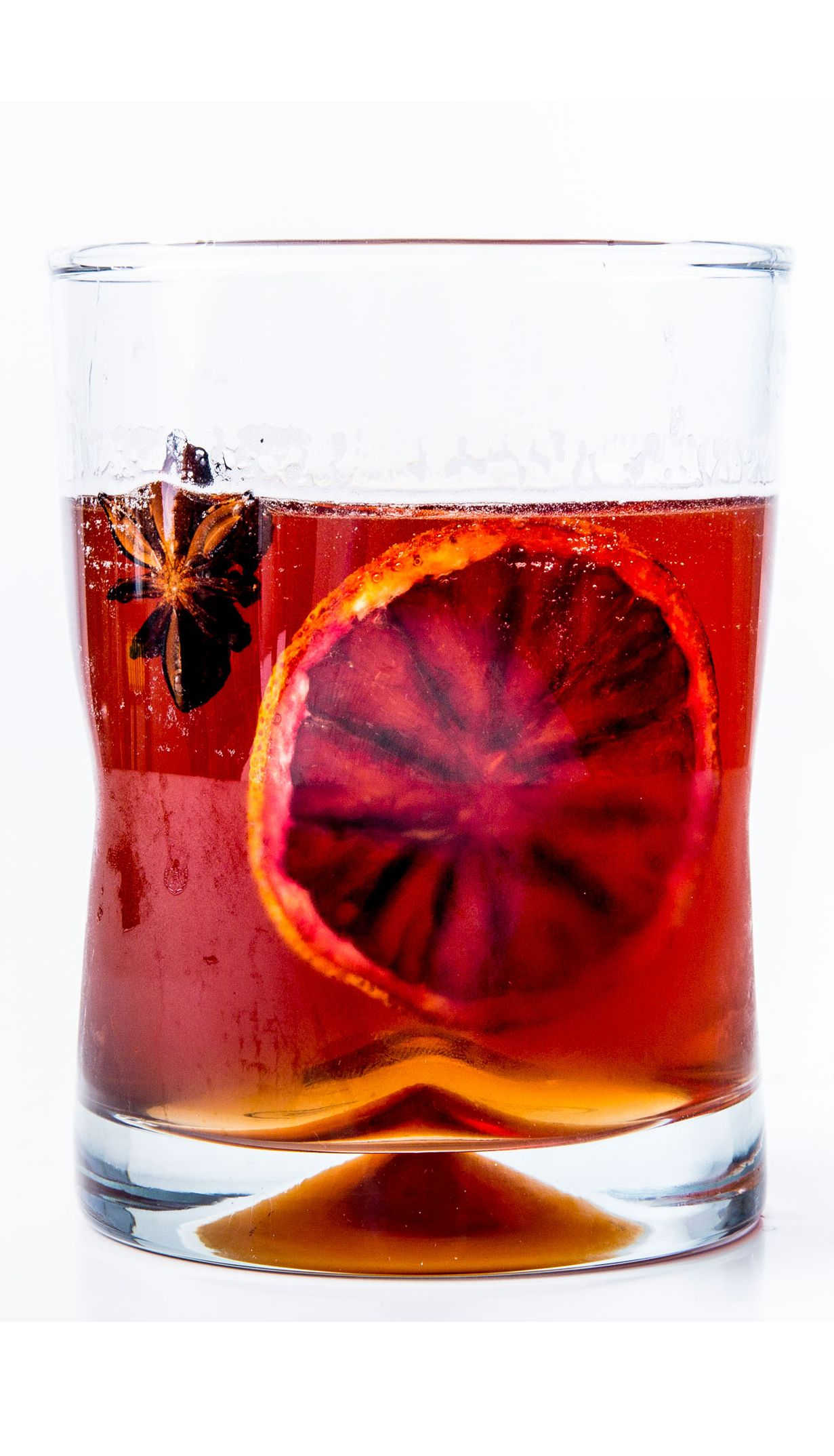 This riff off the classic Sazerac cocktail features wine instead of rye whiskey.