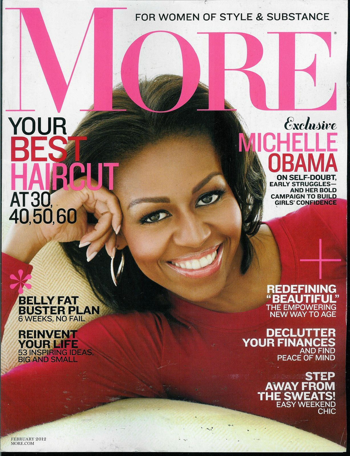 Obama michelle redbook november recommendations dress for summer in 2019