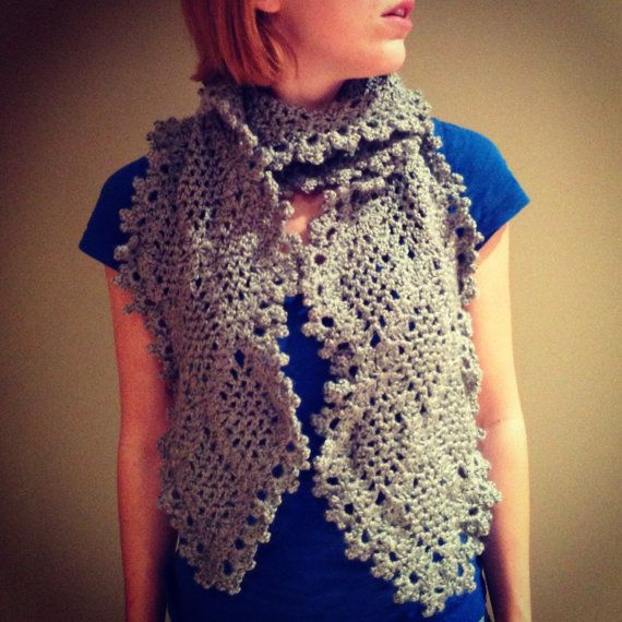 Harlequin Fashionable and Functional Crochet Scarf Pattern | Crochet ...