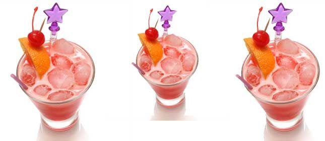 Sueños Rosas, un trago de ensueño para una noche especial