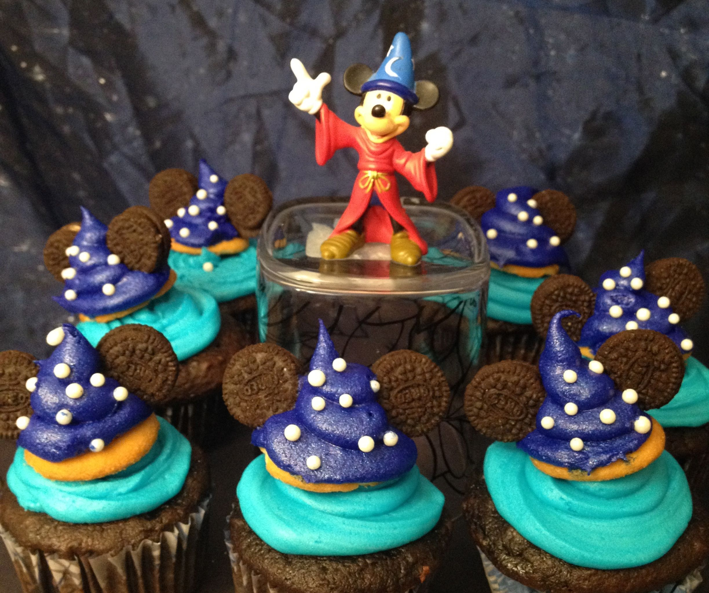 My Culinary Cabaret Mickey Magic Party Pinterest Cabaret