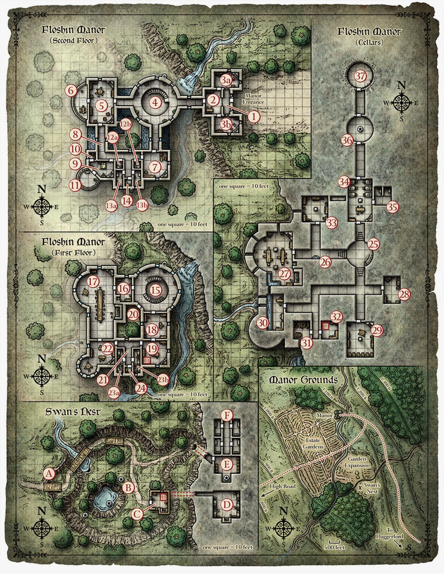 Pin by Justin on D&D maps   Fantasy map, Fantasy city map