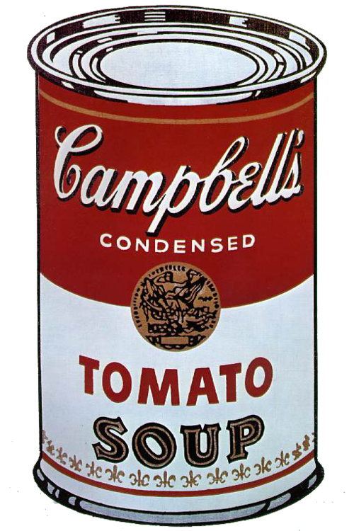 Andy Warhol Campbells Soup Can Arte De Andy Warhol Andy Warhol Warhol