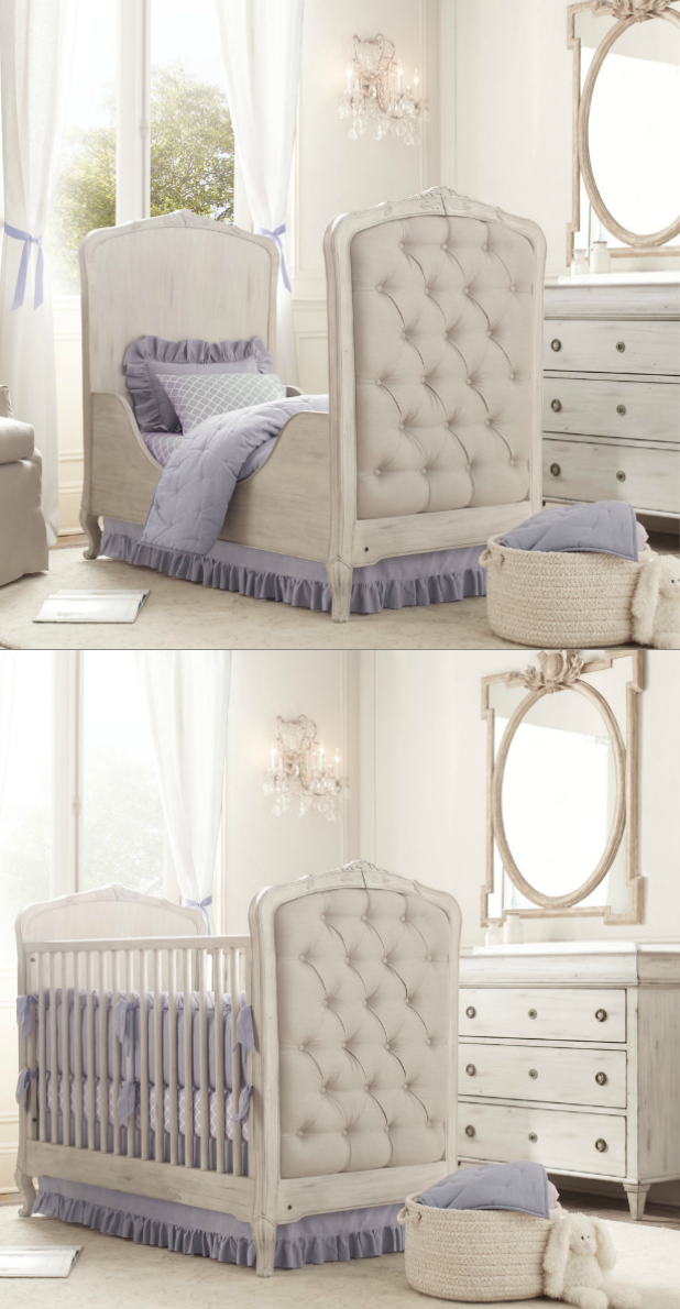 0ce05fe3c76 Colette Crib & Kids Bed | Restoration Hardware Baby & Child Δωμάτια Μωρών,  Παιδικοί Σταθμοί