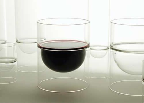 Float Red Wine Glasses From Molo Design Breathe Modern Wine Glass Designs Modern Wine Glass Modern Wine Glasses