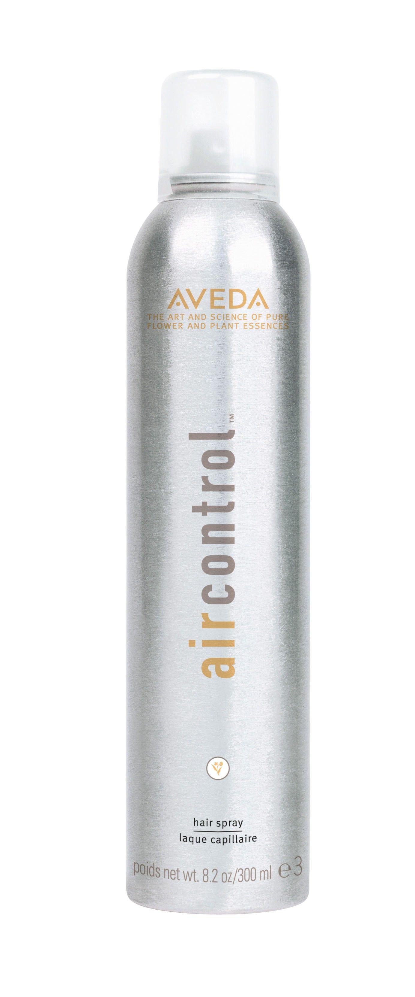 Aveda Air Control Hair Spray smells great, light hair
