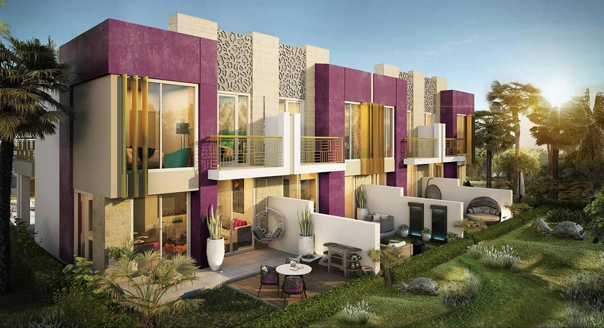 Just Cavalli Villas For Sale in Dubai Land in 2020