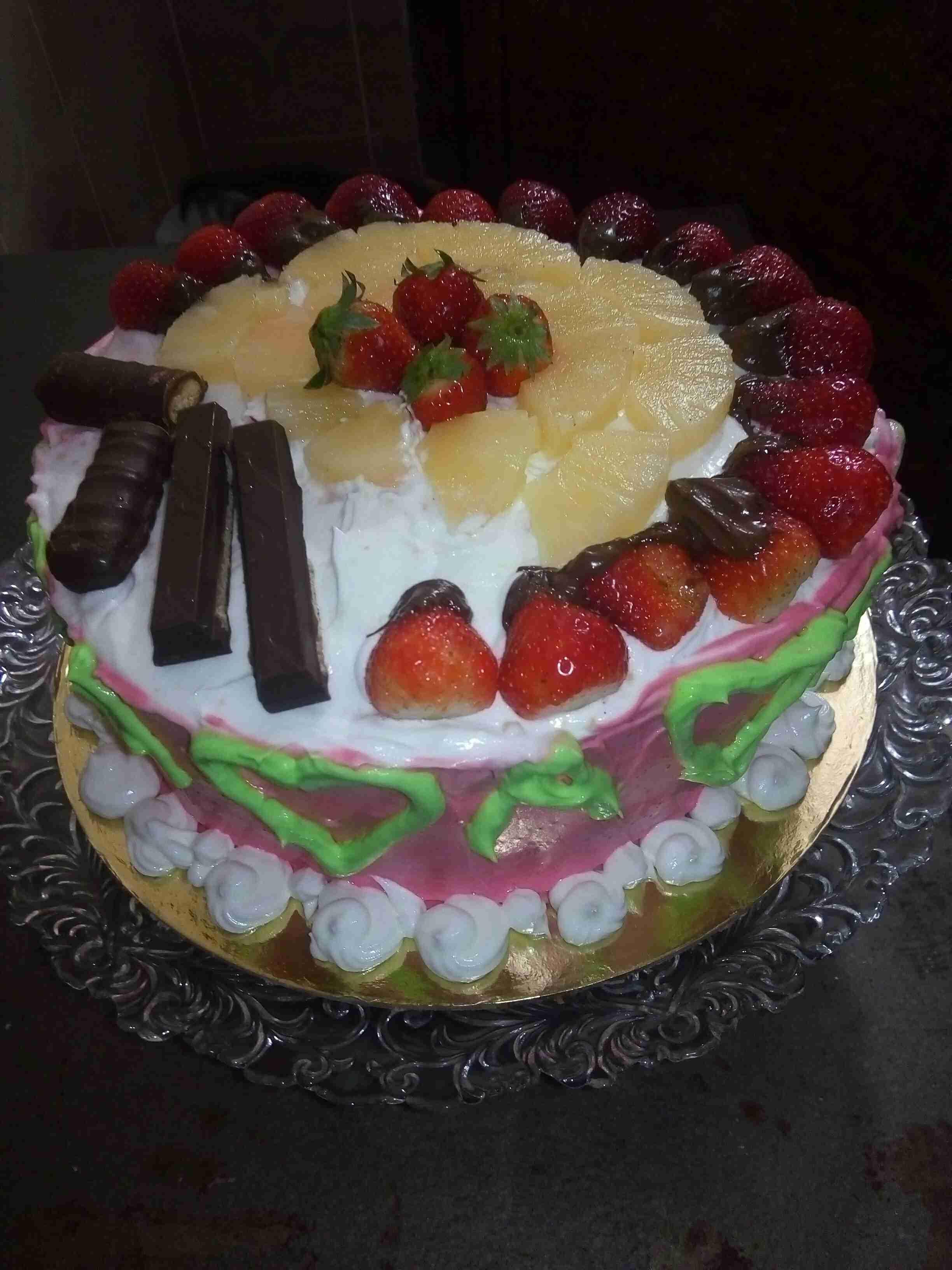 تورتة عيد ميلاد زوجي زاكي Food Desserts Cake
