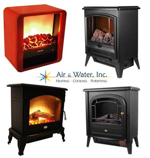 Fab freebie the heat is on portable electric heaters fireplace portable electric heaters having a custom made fireplace mantle built around these would look great teraionfo