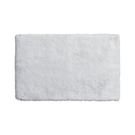 Hotel Style Ultra Plush Soft Skid Resistant Bath Rug 30 Inchx48 Inch In Artic White Size 30 Inch X 48 Inch Style Pink Rug Rugs