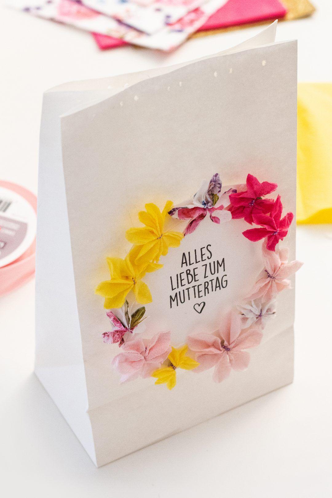 Photo of DIY Geschenke zum Muttertag: Drei Ideen zum selber basteln