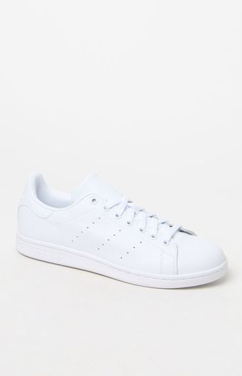 6f8ad5c89e59 Showcase adidas signature style with this must-have streetwear staple. The  eternally classic Stan