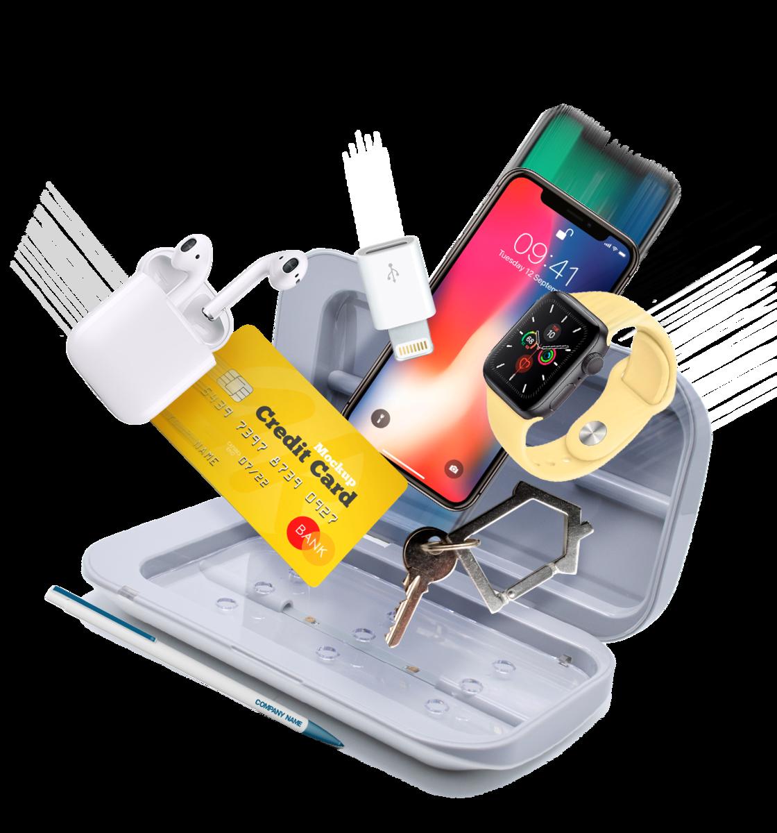 Cleanifi Pod Phone Cleaner Uv Light Sanitizer Cleanifi In 2020 Clean Phone Sanitizer Phone