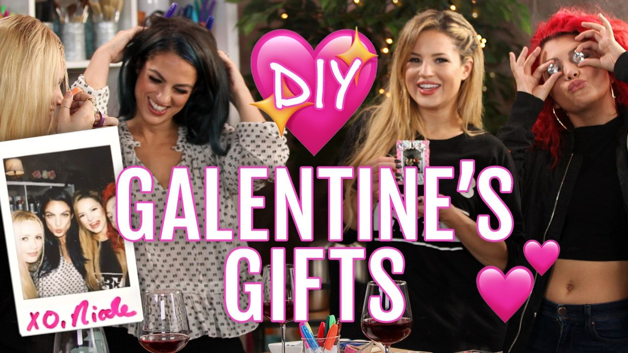 Galentines gift ideas for your galentine make talk