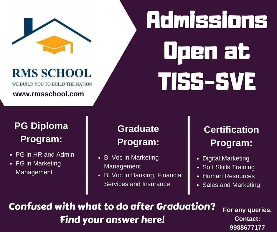 Rms Is The Hub Partner Of Tiss Tata Institute Of Social Science Our Mission Is To Become The Most Effective Knowl Soft Skills Training Soft Skills Management