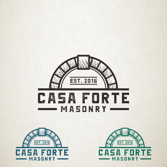 Create An Eyecatching Logo And Brand Identity For Casa Forte
