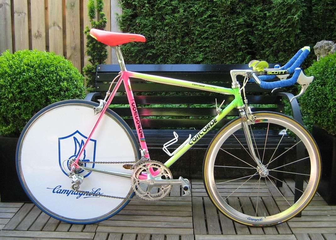 Concorde Colombo Time Trial Bike | Trial bike, Concorde ...