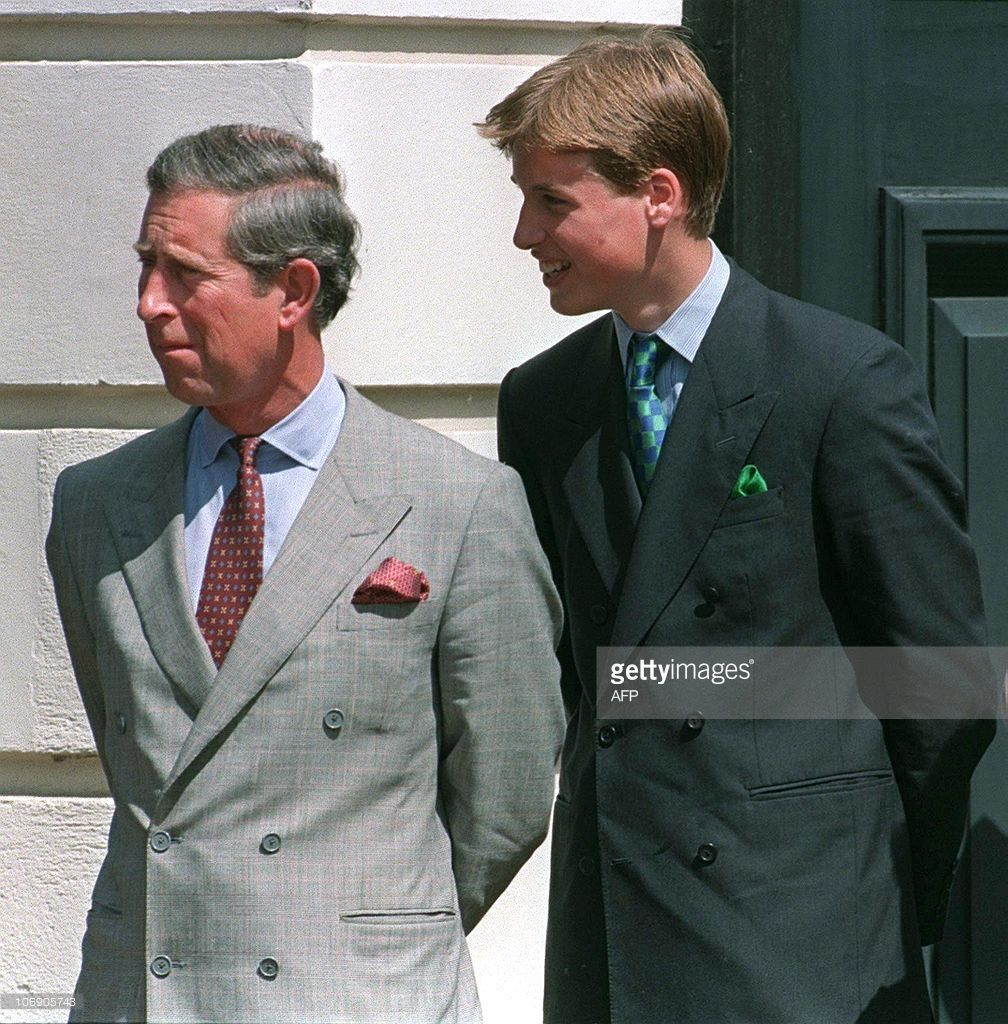 Britain's Prince Charles, The Prince Of Wales And His