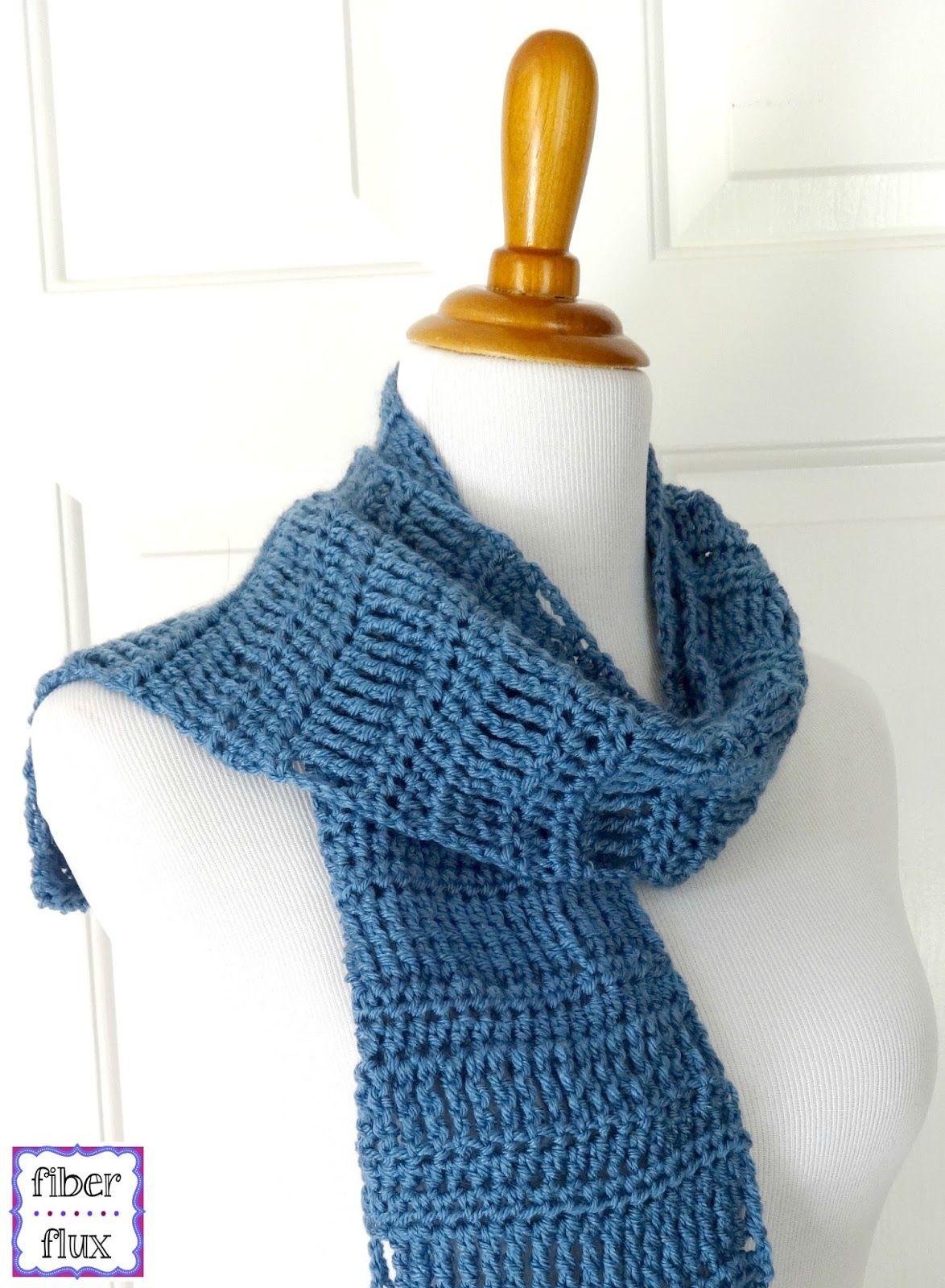 Free crochet patternapril showers scarf free crochet