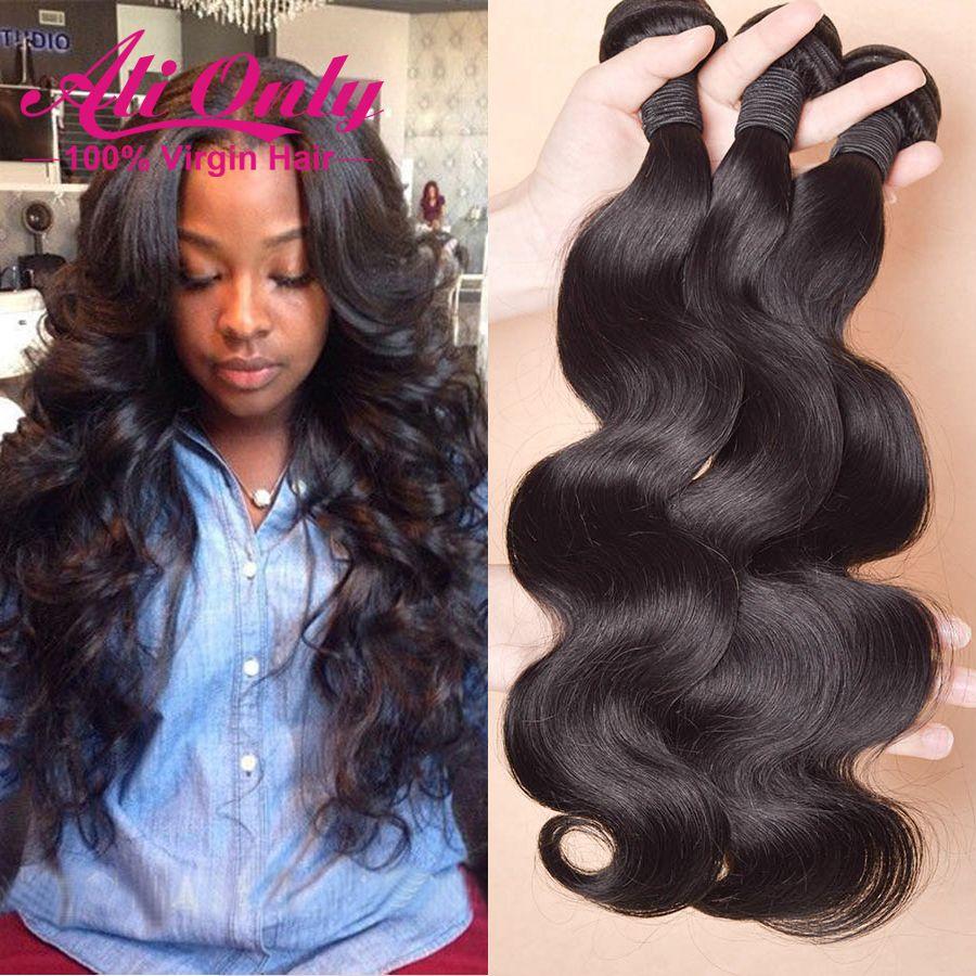 Hair Weaving Brazilian Body Wave 3 Bundles Brazilian Virgin Hair Body Wave Wet And Wavy Virgin Bra Weave Hairstyles Hair Styles Brazilian Virgin Hair Body Wave