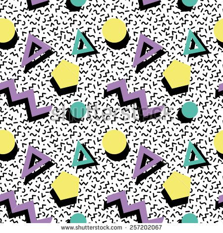 80s Wallpaper Patterns