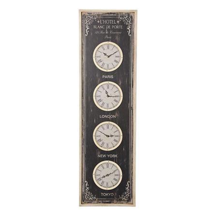 Junction 18 Porte Clock