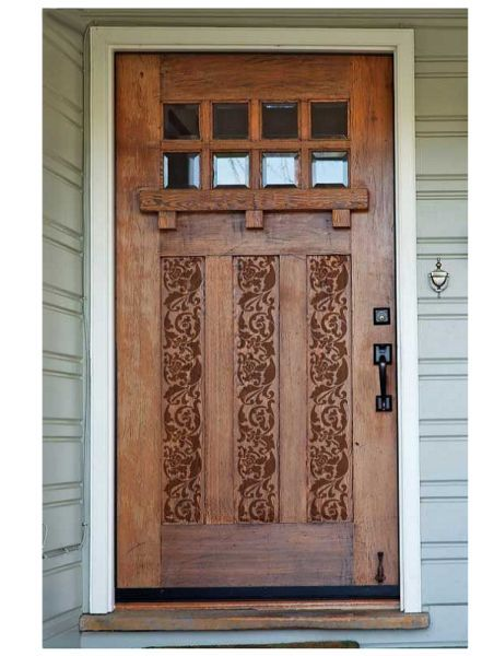 Pin by eduard gasparyan on dveri pinterest front doors for Puertas que abren hacia afuera