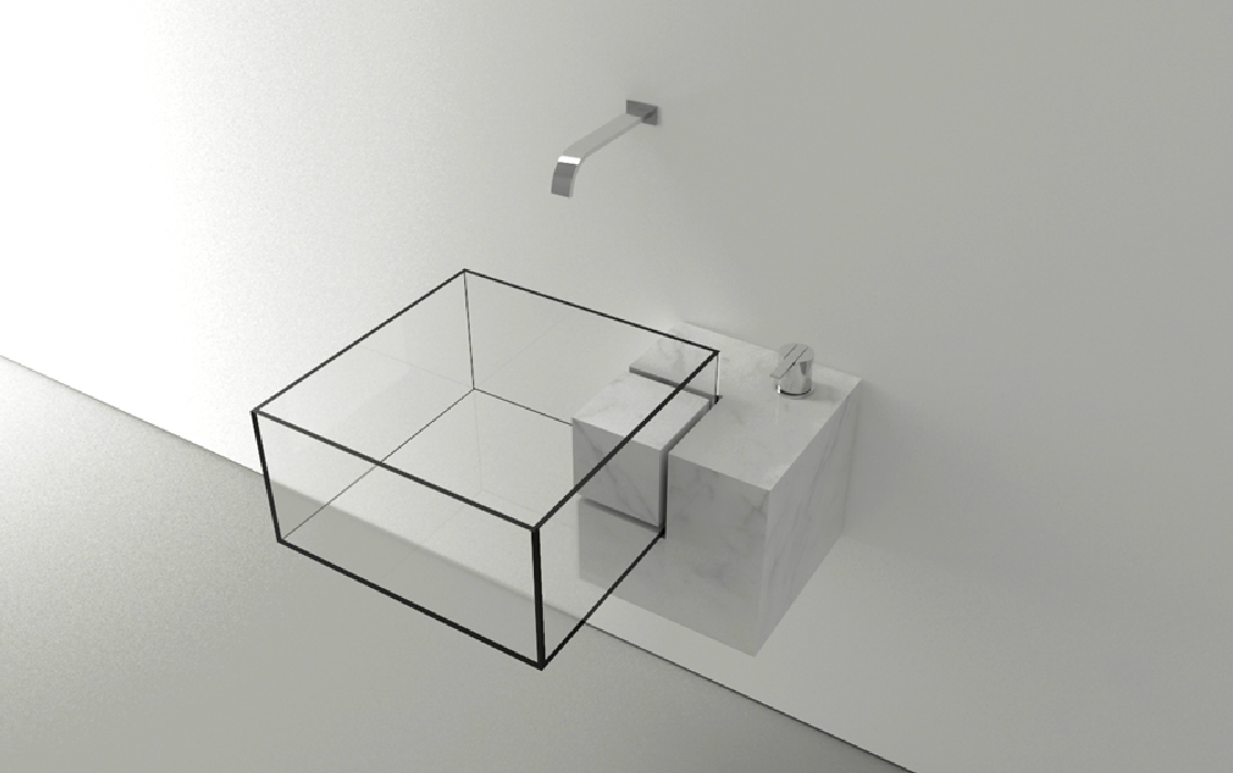 linear sink - by Victor Vasilev (Kub)