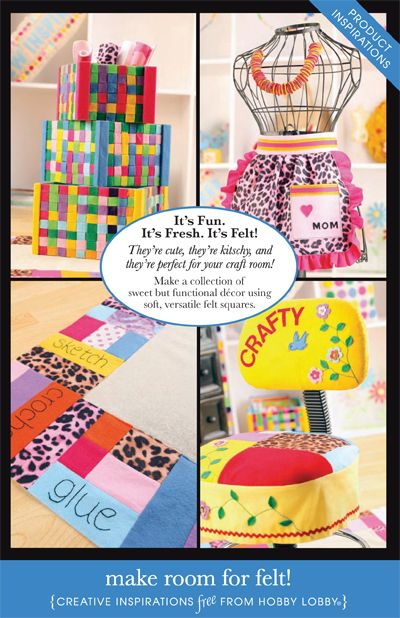 They're cute, they're kitschy and they're perfect for your craft room! Make a co...