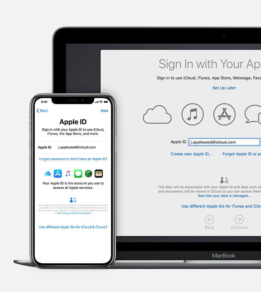 Inloggen met uw Apple ID   Icloud, Ipad hacks, Apple service