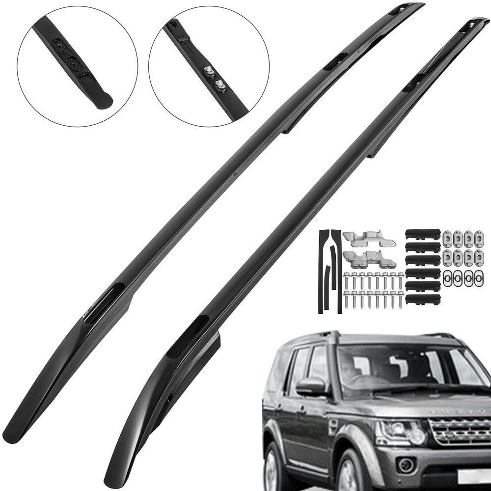 Sponsored Ebay Pair Roof Rack Rail For Land Rover Discovery 5 2017 2019 Bar Luggage Land Rover Discovery 5 Land Rover Discovery 5